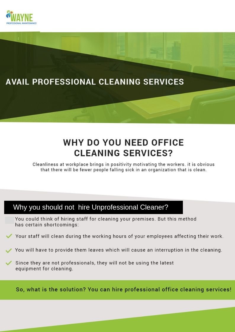 Keep Your Office Or Organization Clean With High Quality
