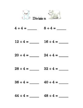 9pages Third Grade Division 0 1 2 3 4 5 6 7 8 9 Math Division ...