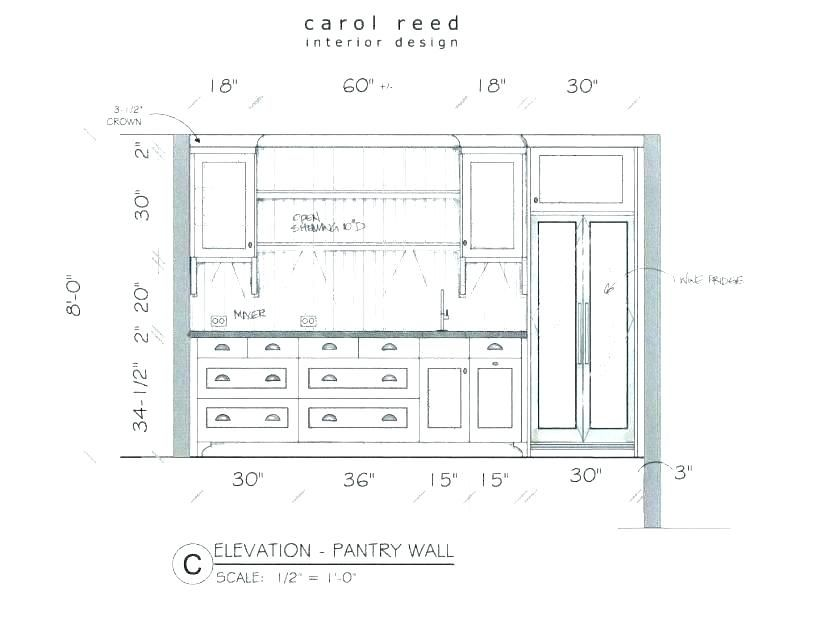 Standard Kitchen Cabinet Dimension Kitchen Cabinets Dimensions