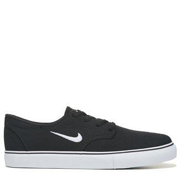 Footwear · Nike Kids' Nike SB Clutch Skate Shoe Grade School Shoes (Black/ White)