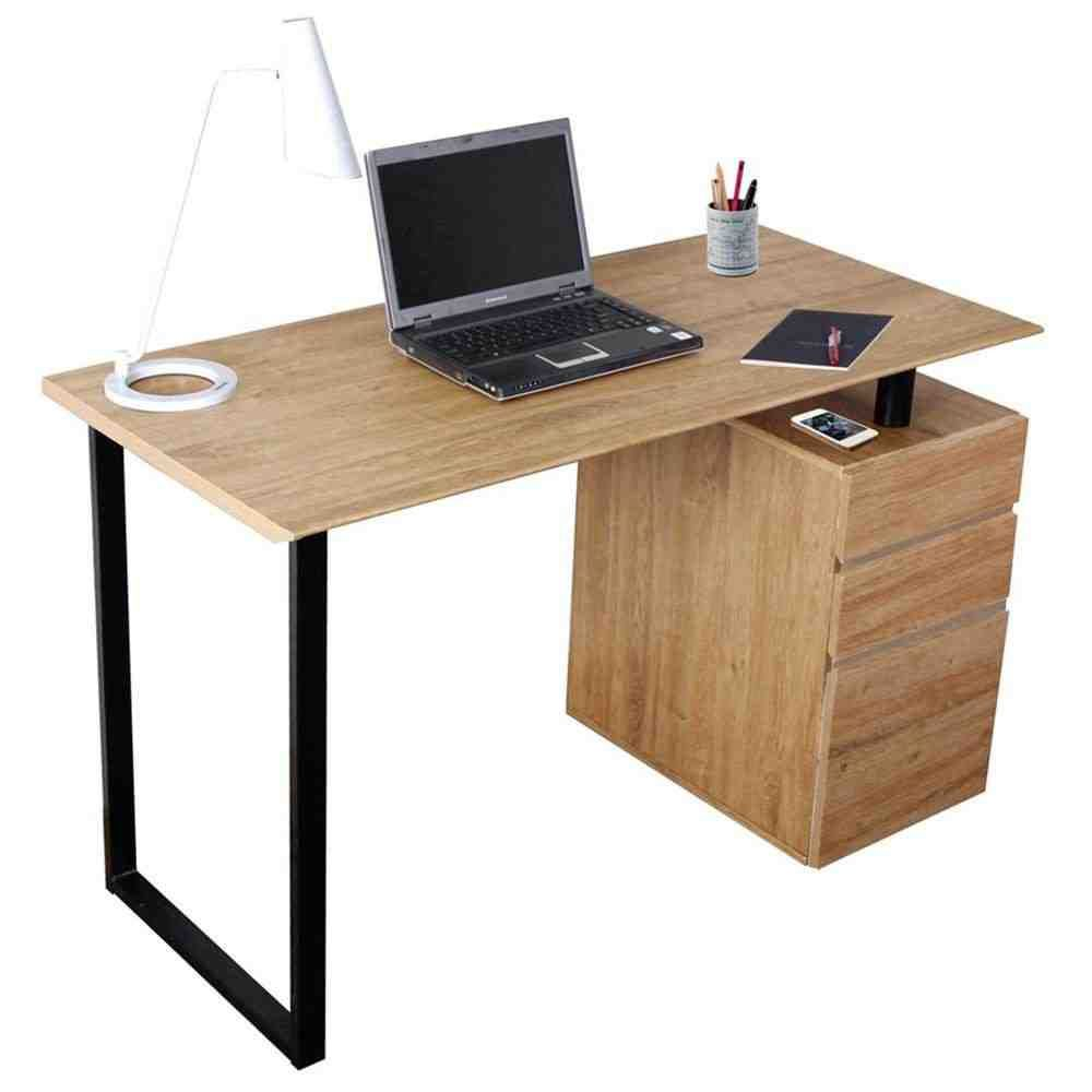 Modern Computer Table Design Desk Storage Wooden Computer Desks Computer Table Design