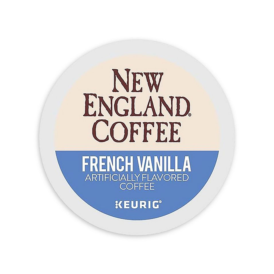 Keurig KCup Pack 48Count New England French Vanilla