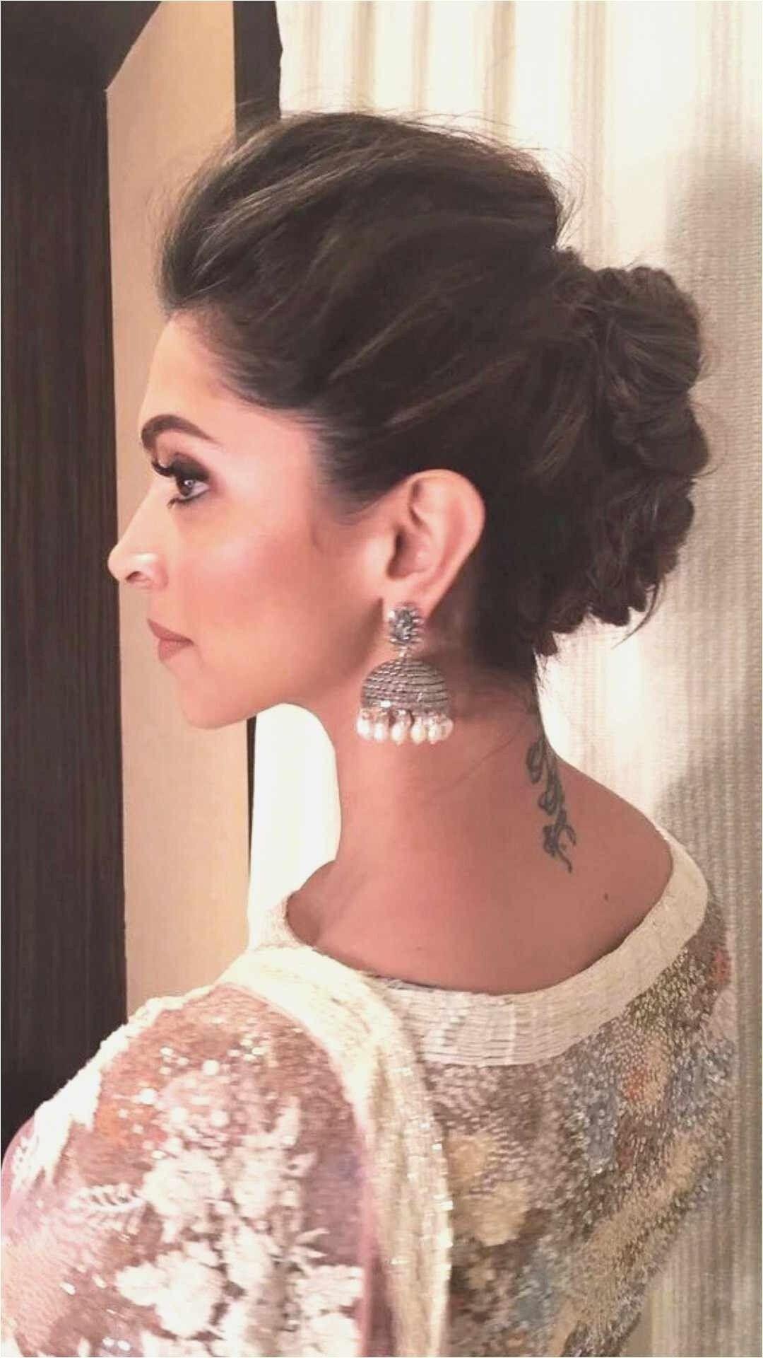 10+ meilleure coiffure simple pour un mariage indien  Frisur