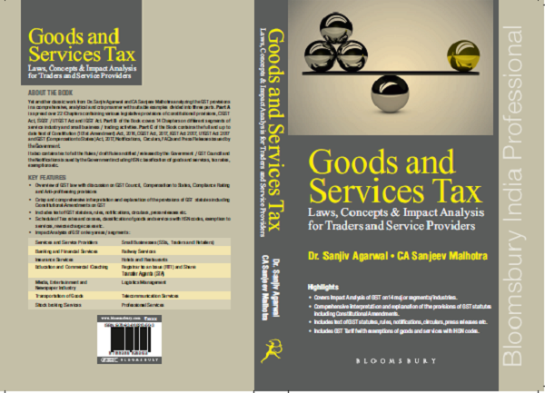 Gst Laws Concepts  Impact Analysis For Traders And Service