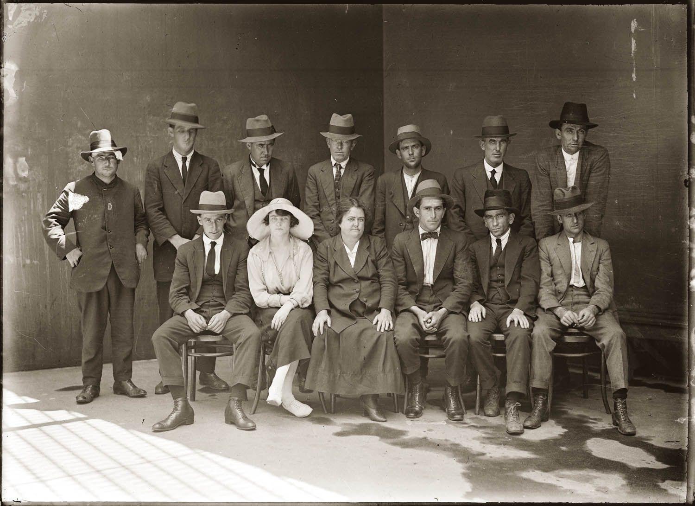 razor gangs sydney 1920s women - photo#5