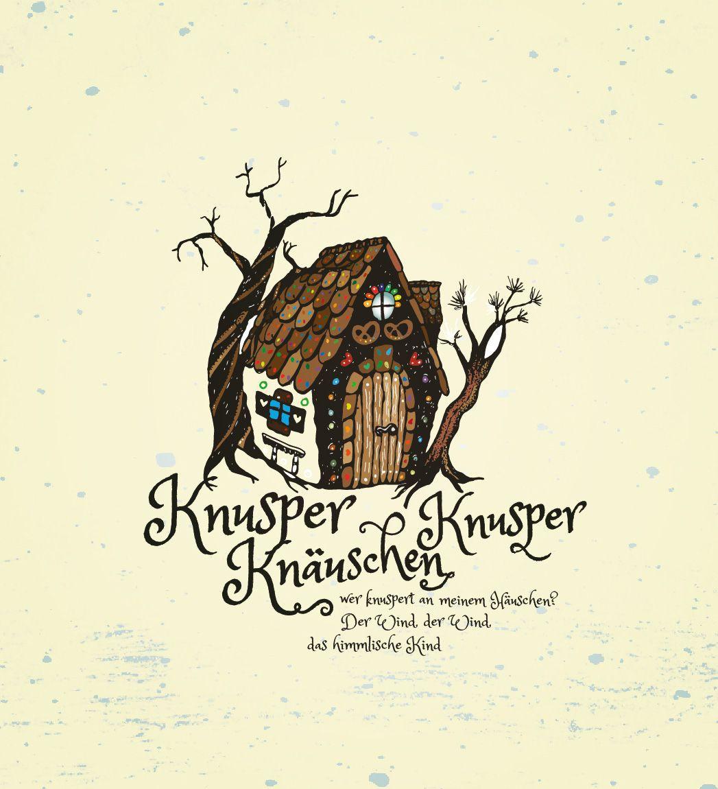 Illustration Hexenhaus Grimms Marchen Hansel Und Gretel Kinderbuchillustration Fairy Knusperhaus Hansel Und Gretel Und Gretel Grimms Marchen