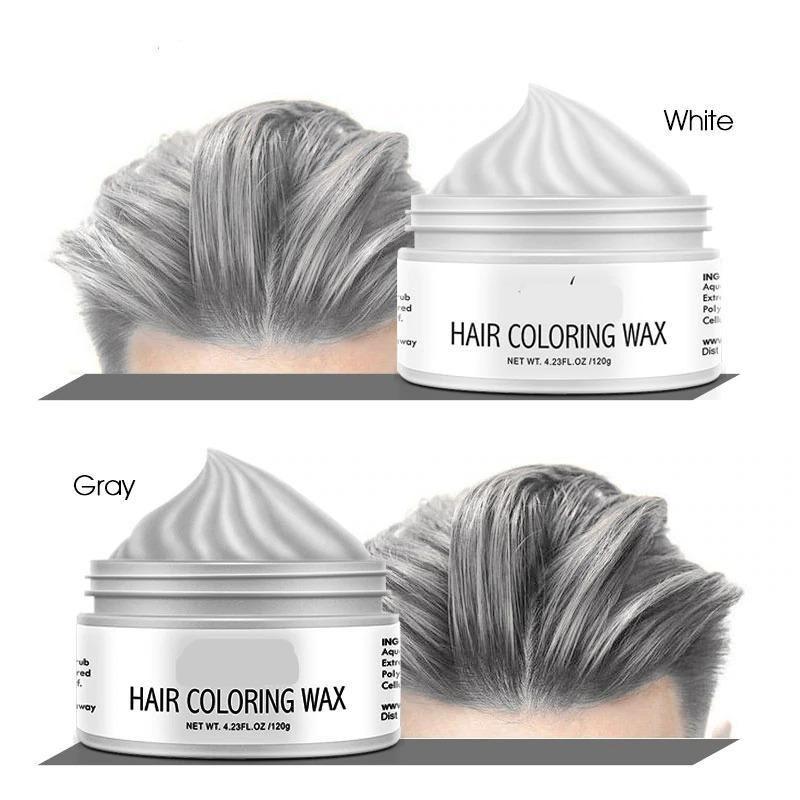 Temporary Hair Color Wax