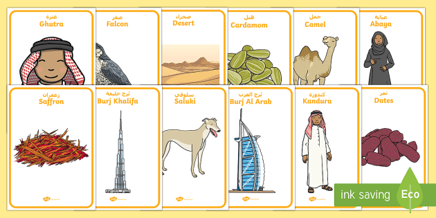 Uae National Day 2nd December Topic Words On Topic Images Arabic English Uae National Day Arab Culture National Day