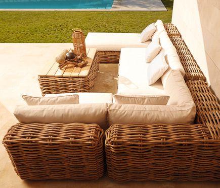 3500 Bora Outdoor Sofa Decor Outdoor Decor