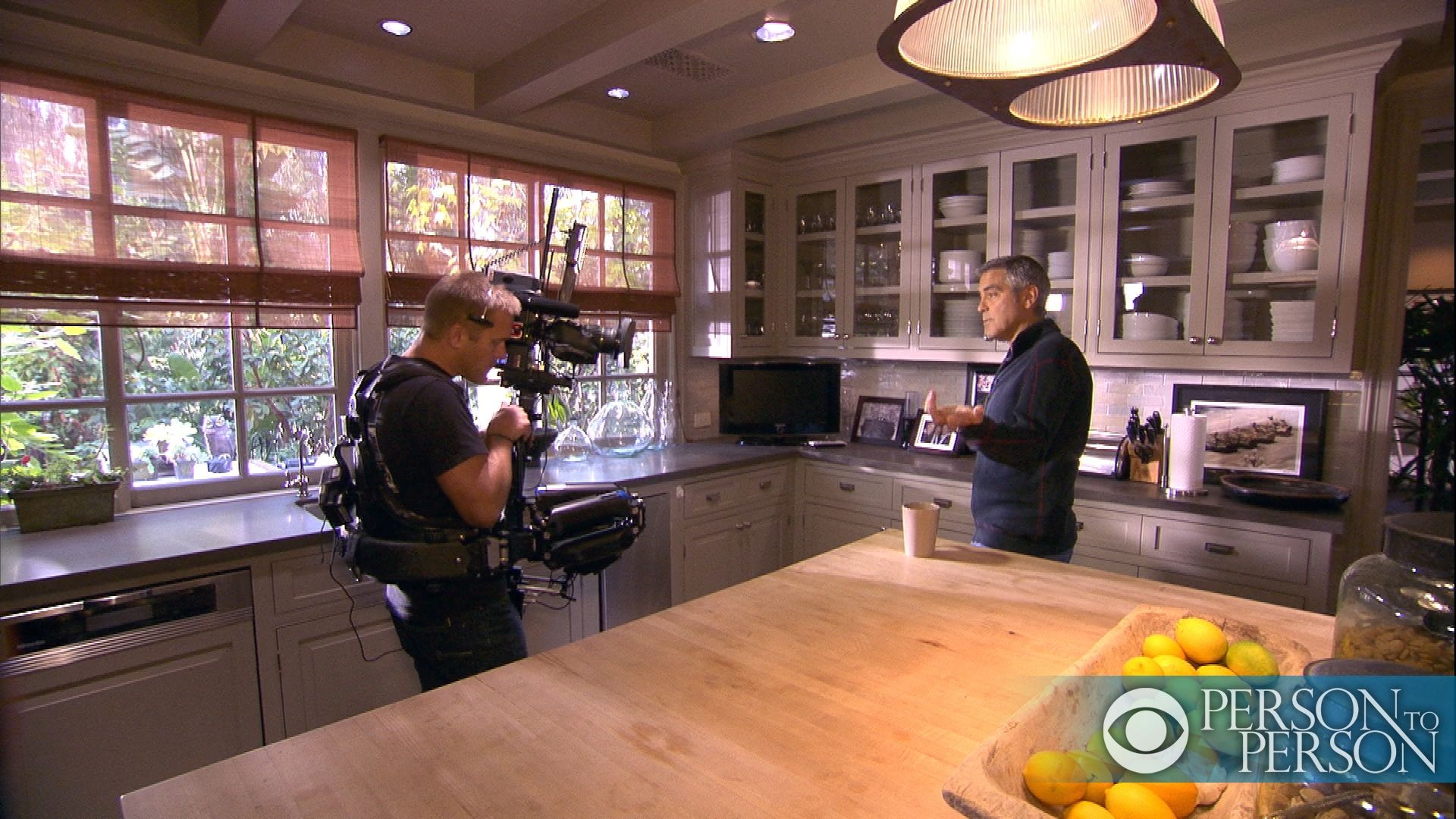 George Clooney Has My Kitchen Home Obsessions