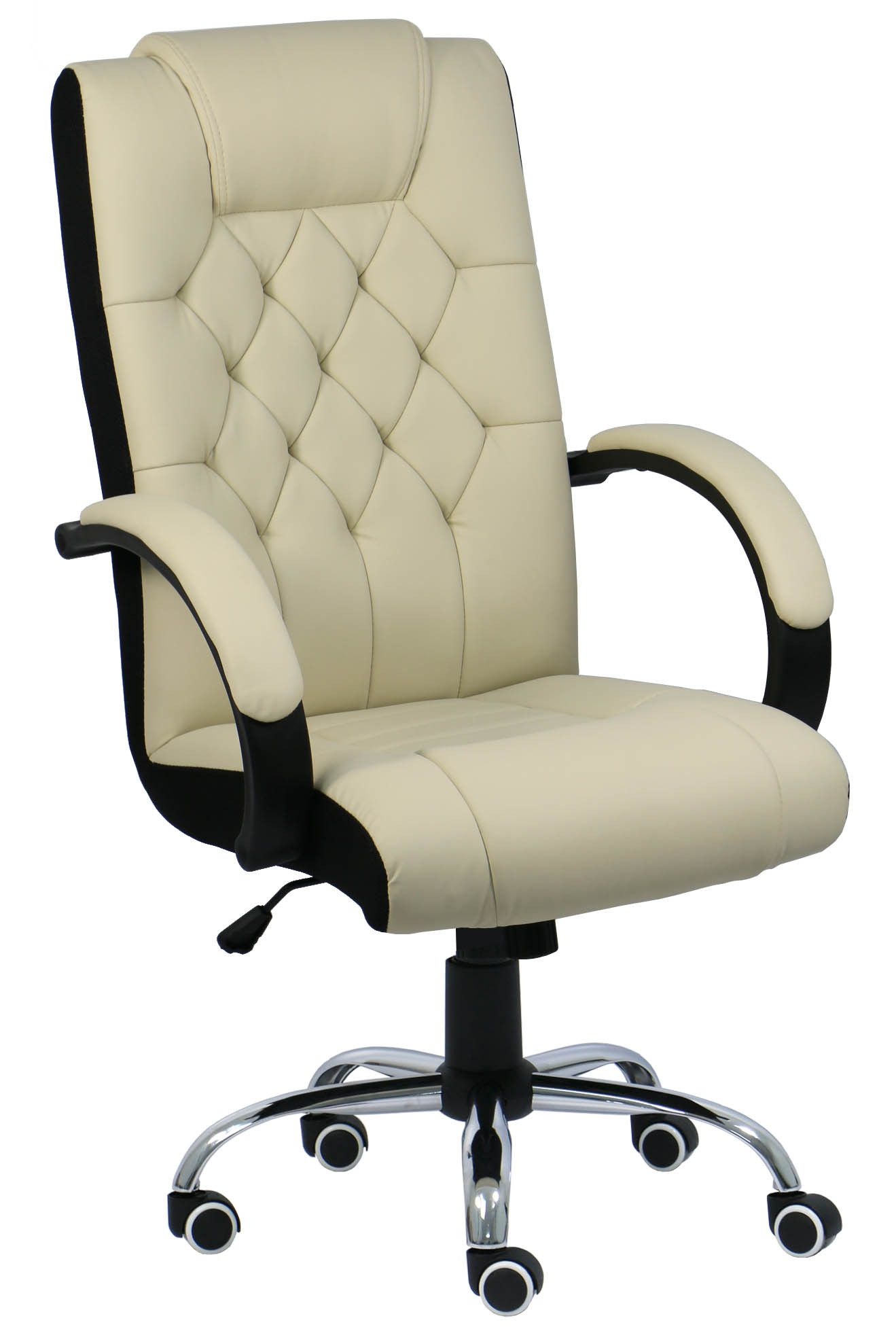 Rockford Executive Office Chair Beige Office Chairs Study