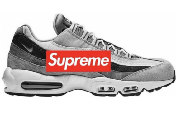 Supreme x Nike Air Max 95 Lux Pack