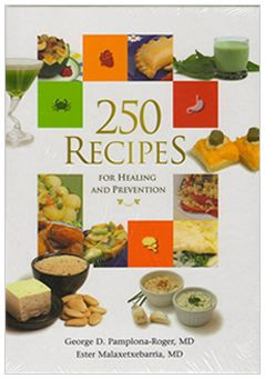 Recipes classified according to the organs of the human body that they benefit. Includes complete nutritional information about nutrients and the daily percentages needed of each nutrient.