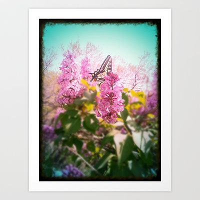 Hiding Art Print by Abstractartchick - $17.68