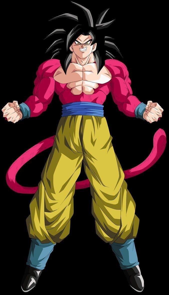 Goku Fase 4 Busqueda De Google Personajes De Dragon Ball Personajes De Goku Goku Fase 4