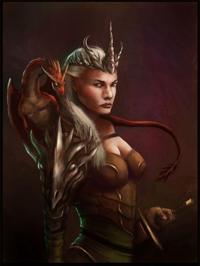 Daenerys Targaryen A Song Of Ice And Fire Wiki Whoa I Got