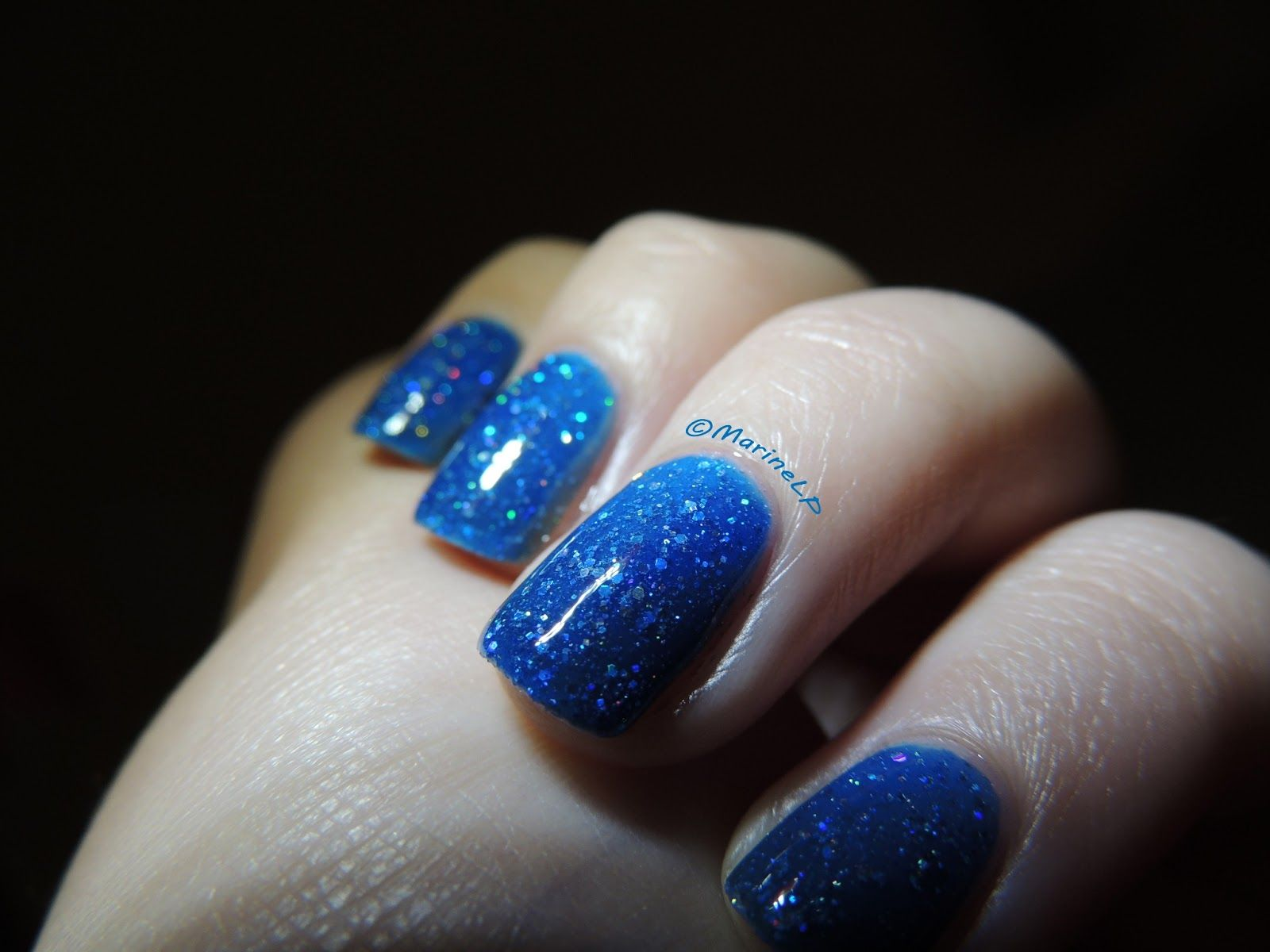 O.P.I - Get Your Number - Liquid Sand (with top coat)