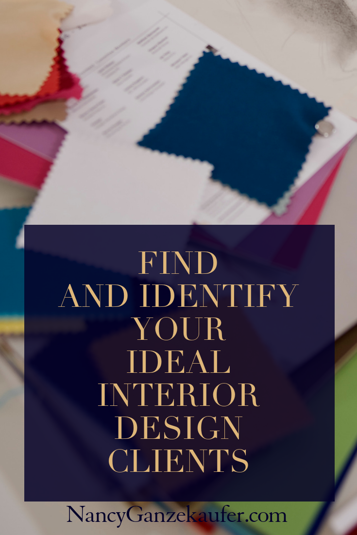 Identifying Your Ideal Client For The New Year Interior Design