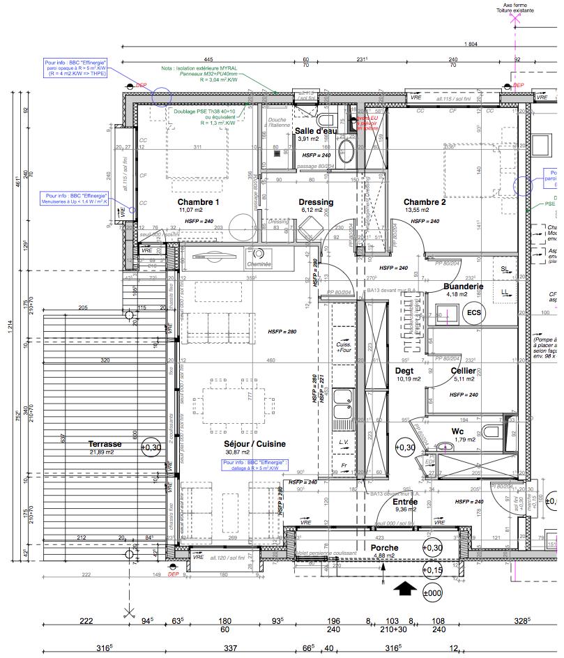 r habilitation d 39 usine en habitation plans d 39 ex cution conception nicolas br gant dessinateur. Black Bedroom Furniture Sets. Home Design Ideas