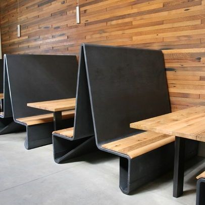 Restaurant Design Fast Casual Booths Google Search Restaurant