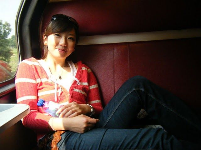 Cathay Pacific Flight Attendant Eden Lo Photos, Husband