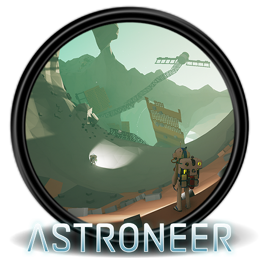 Astroneer Icon 2 by IIBlackIceII Icon, Program icon