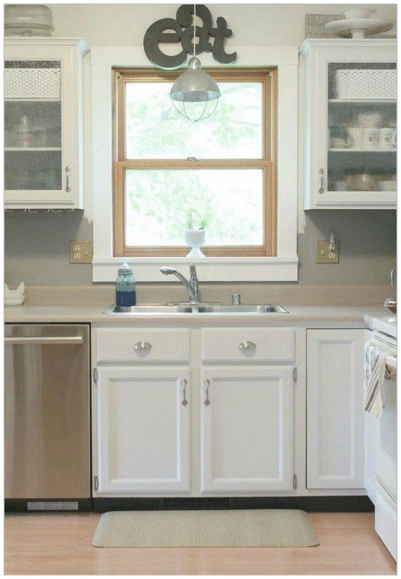 You Know What I Wish I Knew Before Painting Cabinets 3 In 2020 Clean Kitchen Cabinets Kitchen Cabinets Trim Kitchen Cabinet Molding