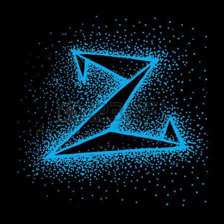 Vector Handmade Lettering Signs Love Seamless Pattern Lettering Design Lettering Letter Z