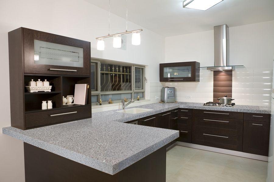 Astonishing Concrete Kitchen Countertops