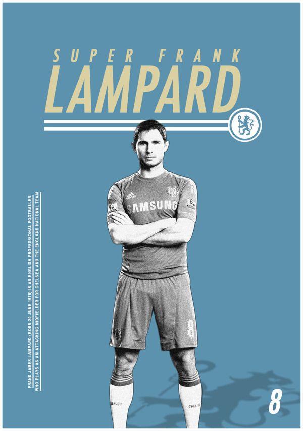Football Poster designs by Joe Bargus, via Behance #soccer #poster