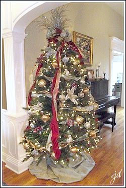 Christmas Tree Decorating Ideas Made Easy Christmas Tree Decorations Christmas Decorations Tree Decorations