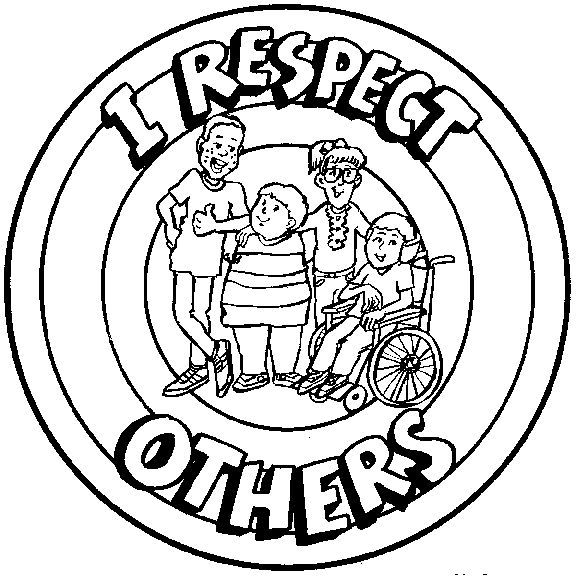 I Respect Others