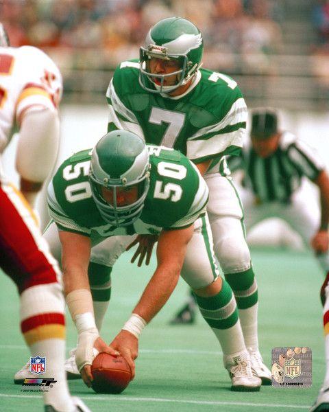 Philadelphia Eagles QB Ron Jaworski | Pro Football ...