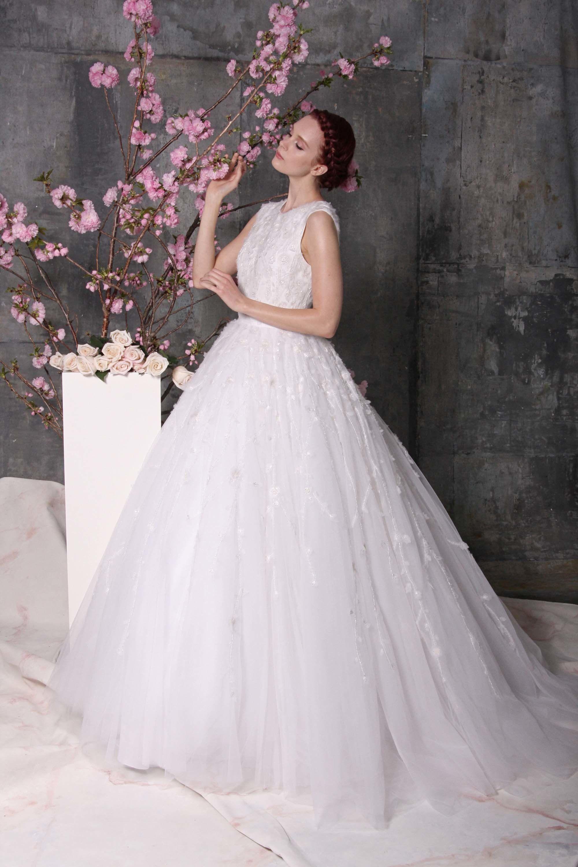 Christian Siriano Bridal Spring 2018 Fashion Show | Pinterest