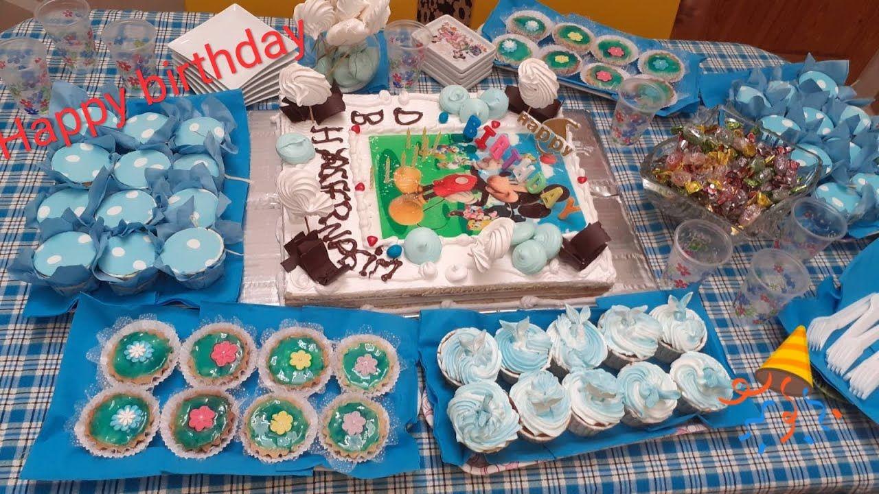 عيد ميلاد تحضيرات عيد ميلاد حفيدي شوفو واش حضرت في آخر يوم طاولة سريعة Sugar Cookie Desserts Cookies