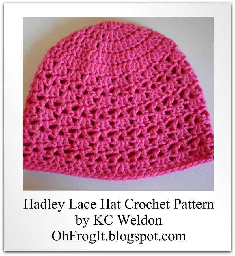 Pattern Hadley Lace Hat Google Drive Crochet Crafts