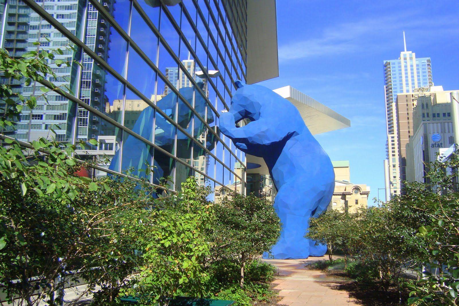 Denver Co Blue Bear Weekend In Denver World Denver