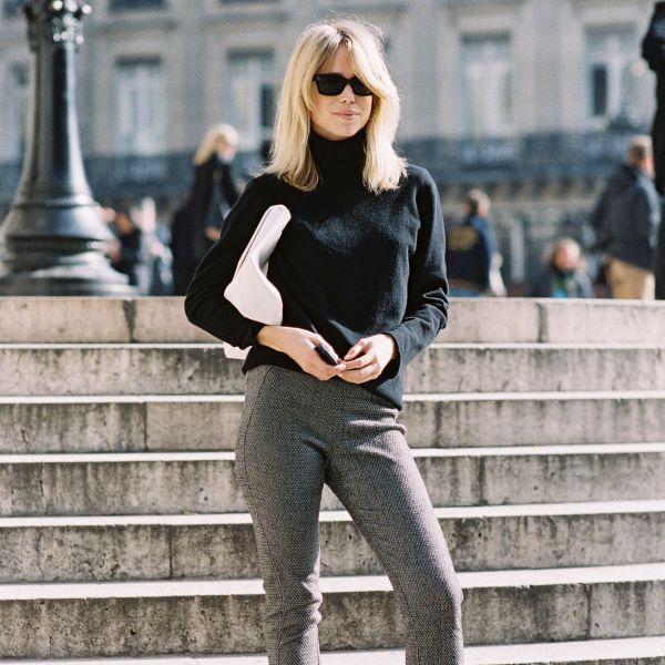 How To Dress Like A Swedish Fashion Girl The Zoe Report Swedish Fashion Korean Fashion Hat Scandinavian Fashion Women