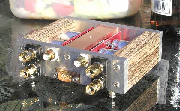 Patek Lm3675 Based Power Amp By Audiosector Com Diy Chip Amplifier