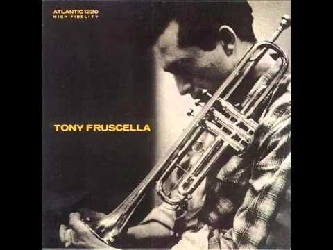 Tony Fruscella:  I'll be seeing you. Geweldige trompettist