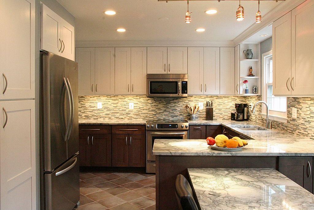 Best Granite Complex Peninsula Contemporary Flat Panel 400 x 300