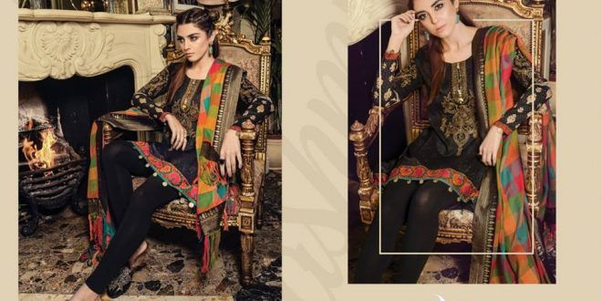 MARIA.B Linen Winter Collection 2017 2018 With Price | Linen