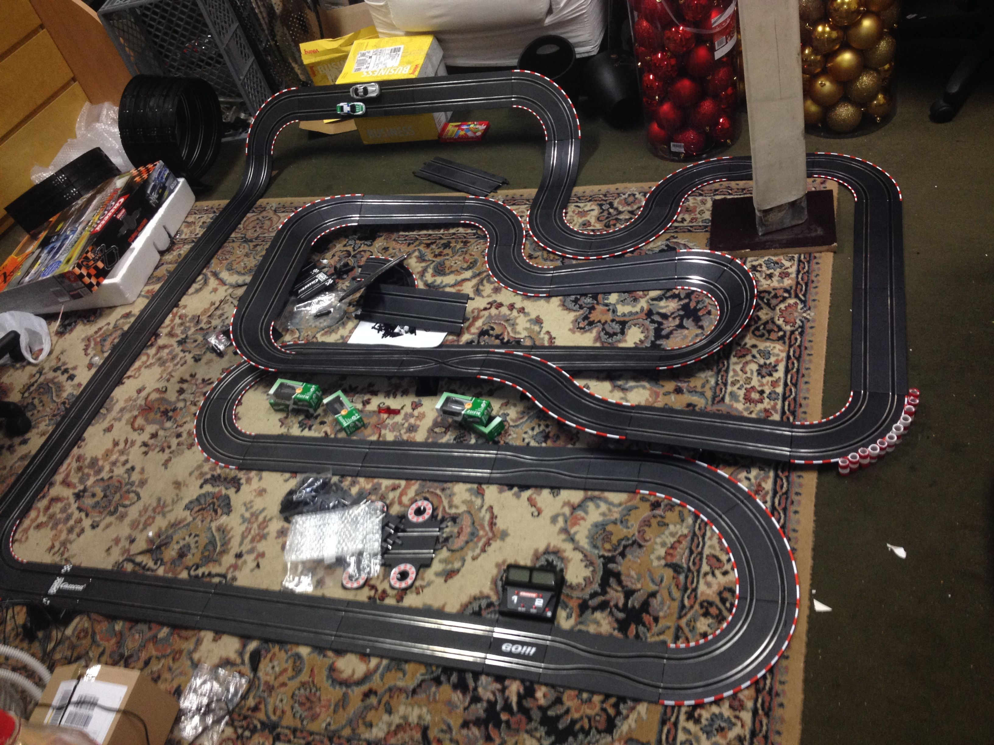 meine carrera bahn f rs delta slot car racing slot car racing slot car tracks slot cars. Black Bedroom Furniture Sets. Home Design Ideas