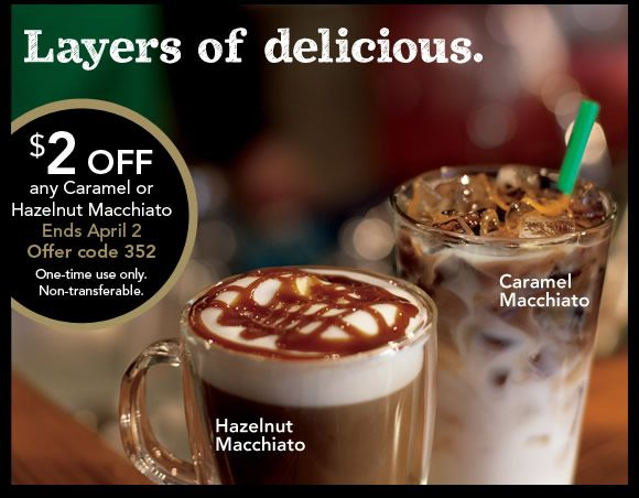 graphic about Starbucks Coupons Printable known as Starbucks: $2 off Coupon - #starbucks #coupon Cash-Preserving