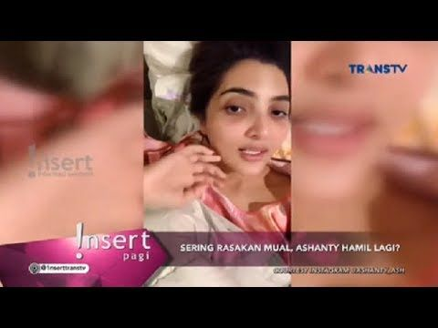 Sering Rasakan Mual, Ahanty Hamil Lagi? Happy Salma ...