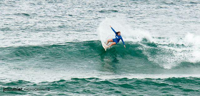 Carissa Moore - Mundaka 2011 by jesus mier, via Flickr #surfing #photography
