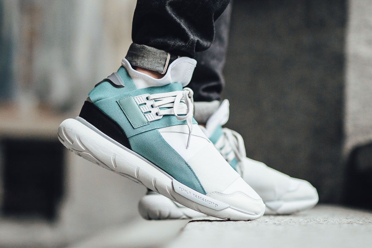 eea92af5d On-Foot  adidas Y-3 Qasa High
