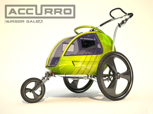 Accurro Baby Stroller by Ciprian Andrus | Best Jogging Strollers ...