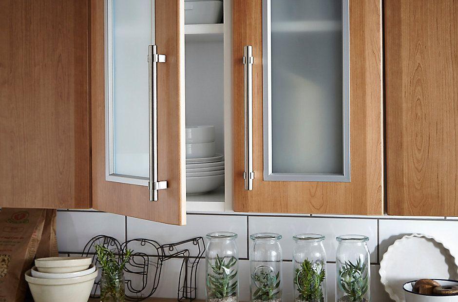 It Sandford Cherry Effect Modern  Diy At B&q  Kitchen Ideas Captivating Bandq Kitchen Design Inspiration Design