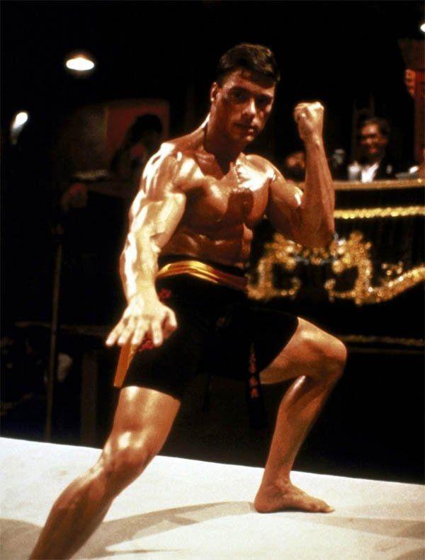 жан клод ван дамм фильмография биография фото Jean Claude Van Damme Van Damme Martial Arts Actor